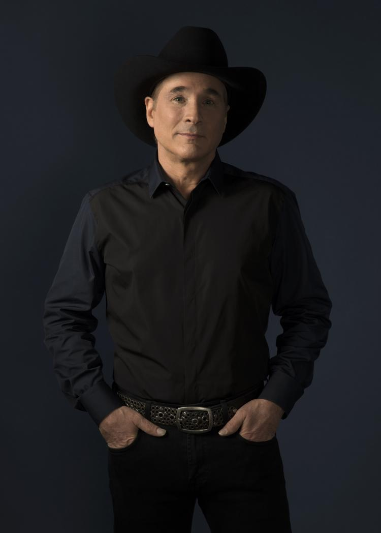 Clint Black Live at The Theatre at Grand Prairie