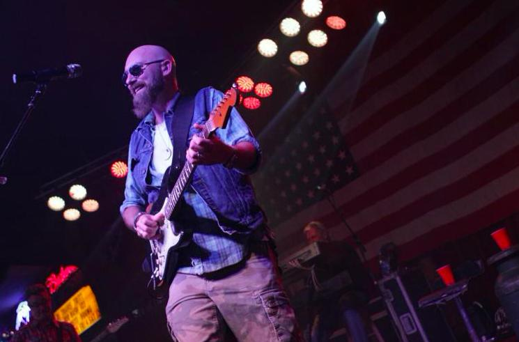 Corey Smith Live at Raw Hyde