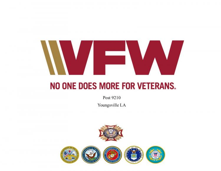 VFW Post 9210 Business Meeting