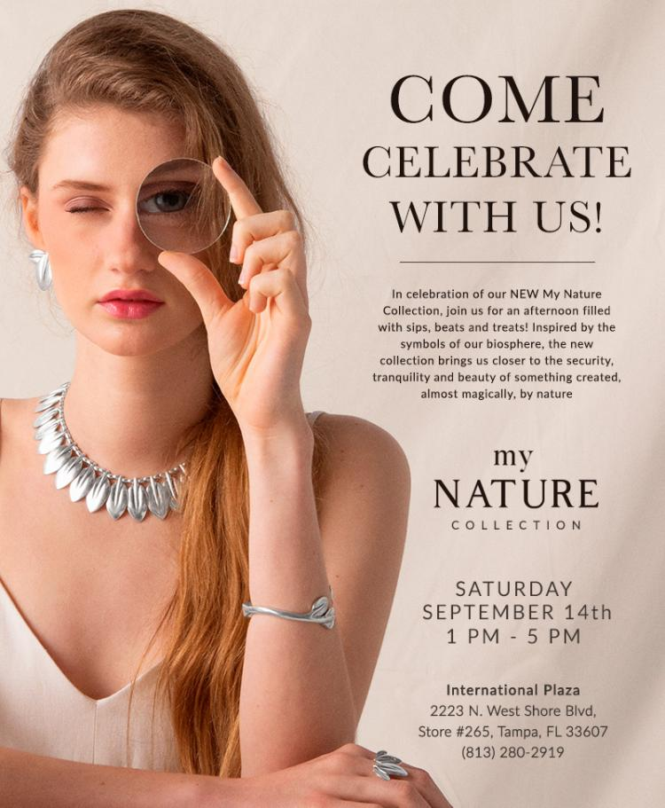 Celebrate UNOde50's My Nature Collection