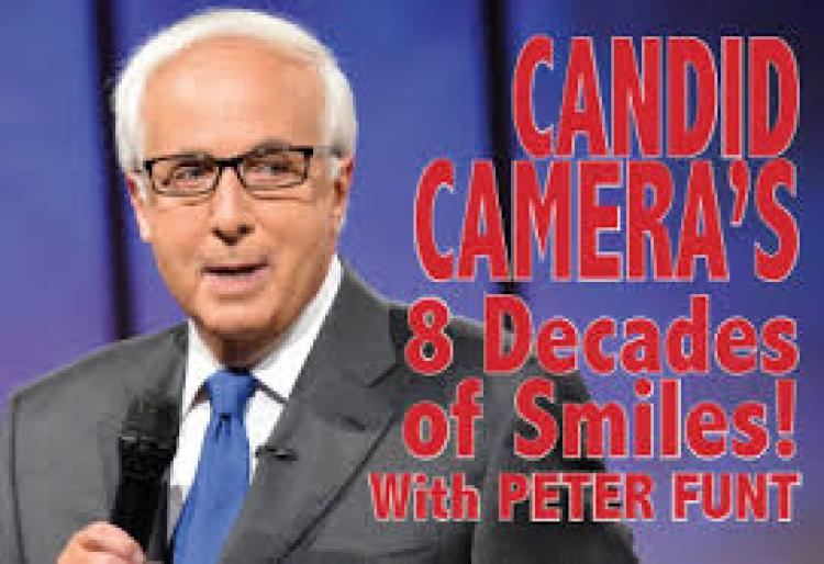 Candid Camera – 8 Decades of Smiles with Peter Funt