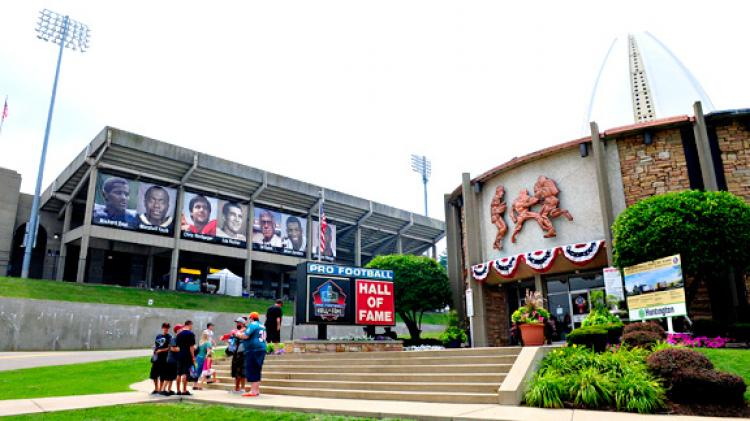 Pro Football Hall of Fame Enshrinement Festival
