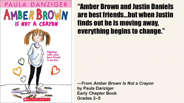 Amber Brown Is Not A Color - Student Matinee