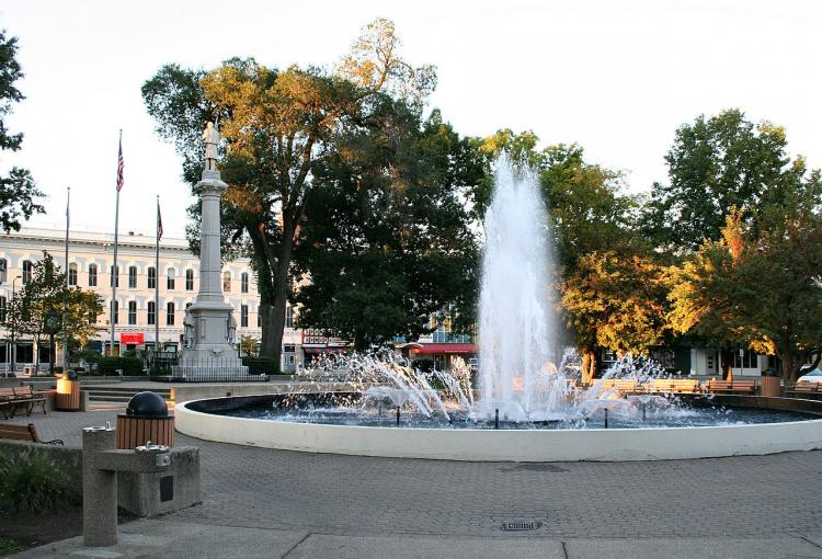 Summer Concert Series in the Square