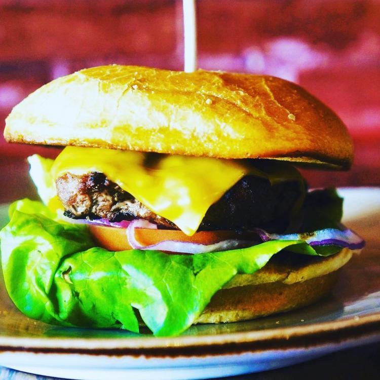 $5 Burgers and 1/2 Off Wine!