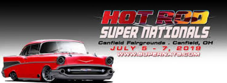 The 32nd Annual Hot Rod Super Nationals