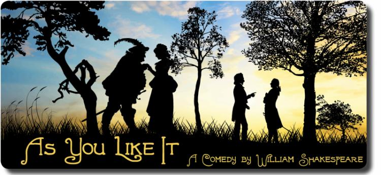 As You Like It performed
