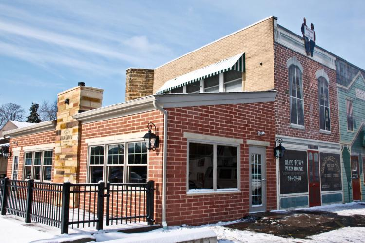 Olde Town Pizza is OPEN
