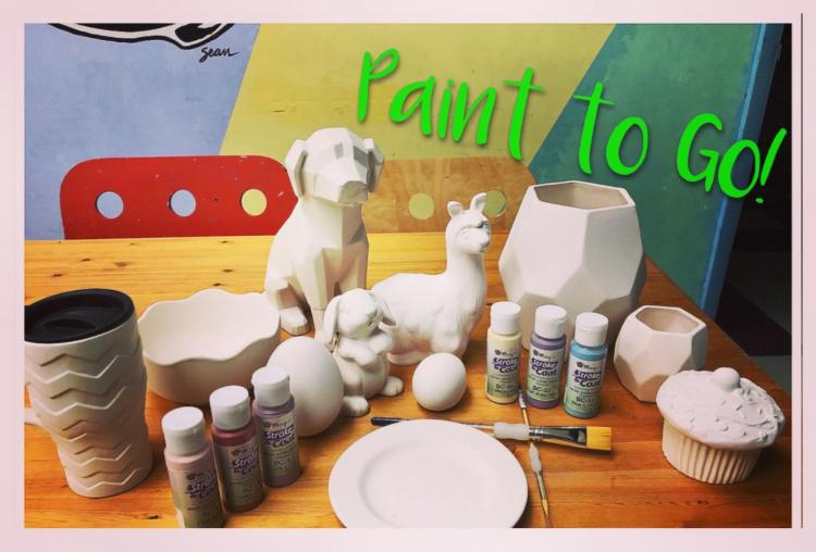 Paint-To-Go Packages