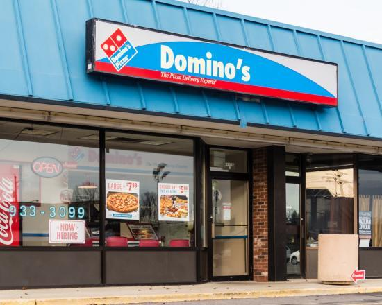 Dominos - Open for Delivery & Carryout