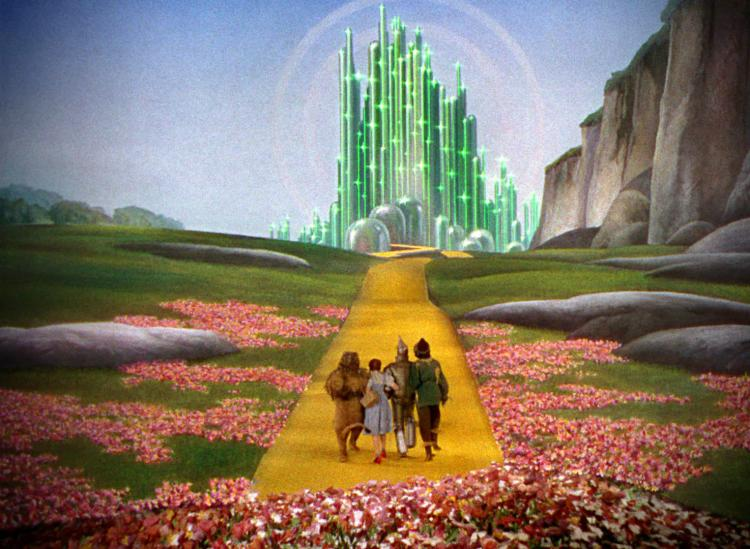 Wizard of Oz at Harvest Tyme Farm Park