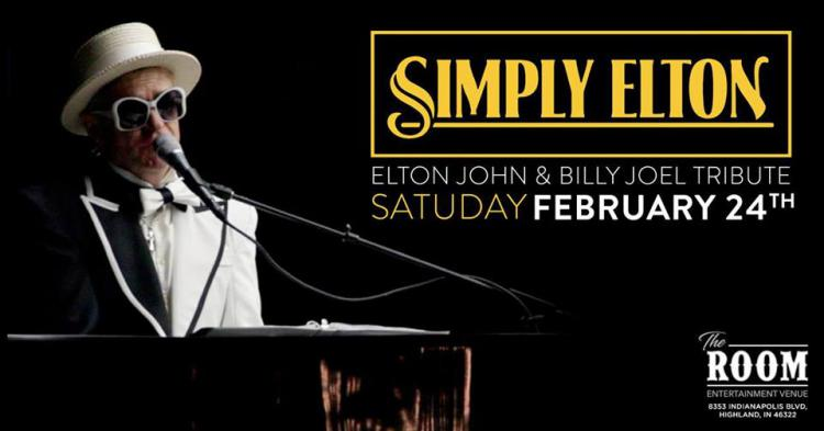 Simply Elton John & Billy Joel Tribute at The Room
