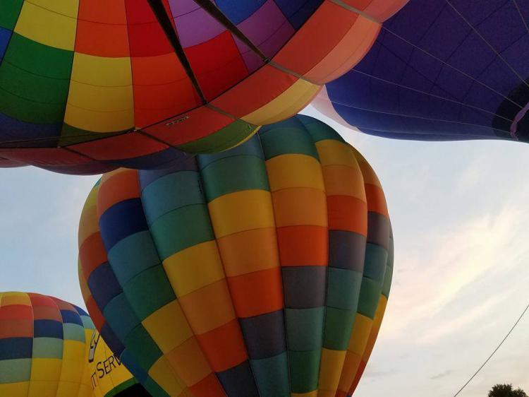 Hobart Events- Hot Air Balloon Rides