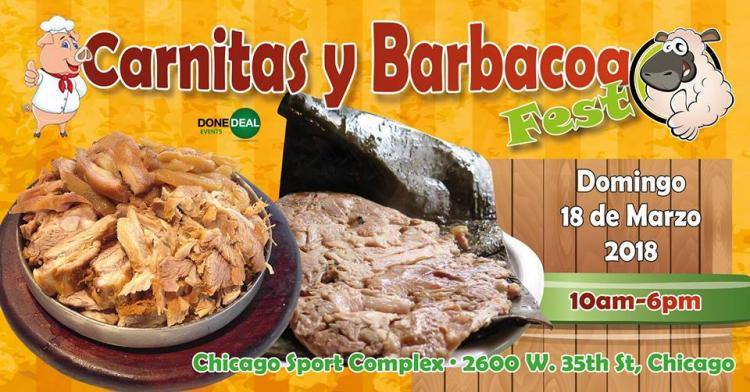 Chicago Carnitas y Barbacoa Fest