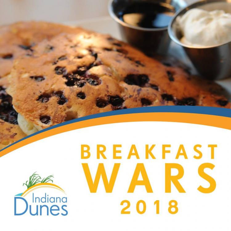Breakfast Wars Competition