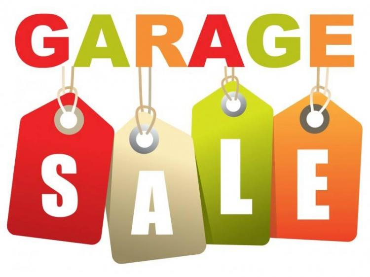Kid's Garage Sale & Town Wide Garage Sale