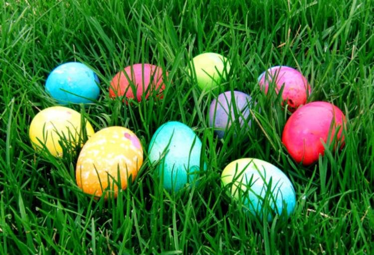 Easter Egg Hunts at Community Park