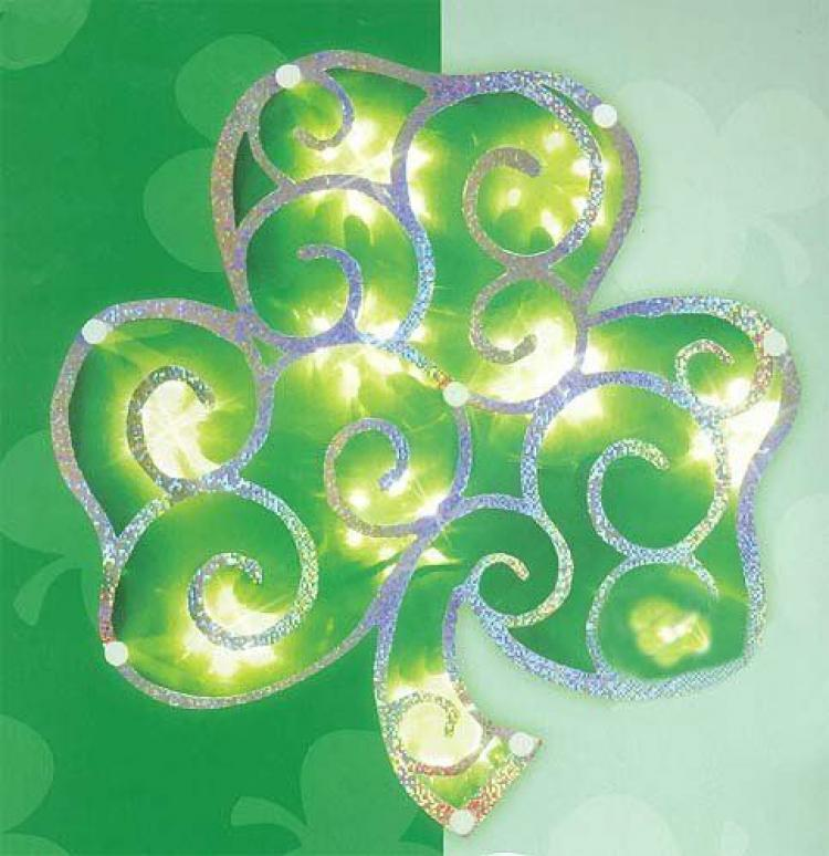 St. Patrick's Day Window Decorating Contest