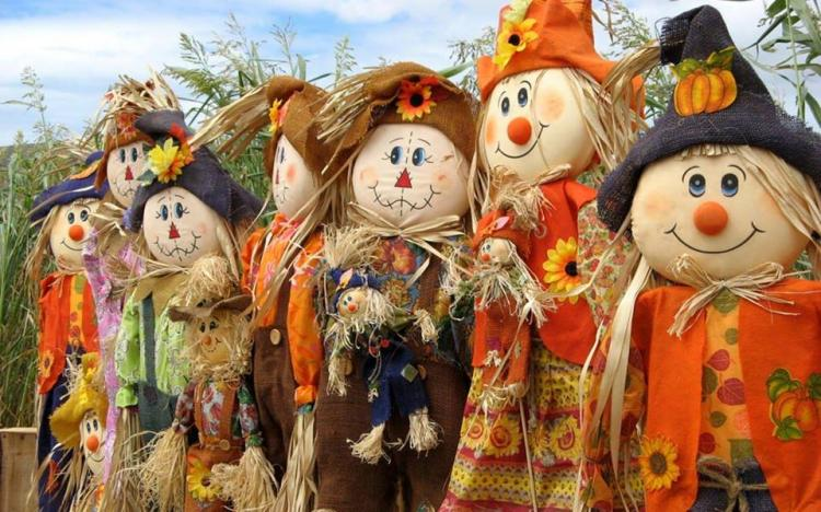 Scarecrows From Scratch
