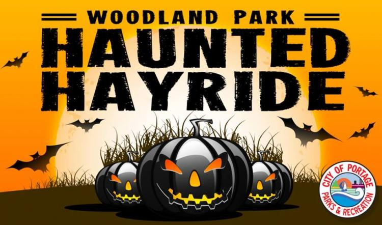 Annual Haunted Hayride