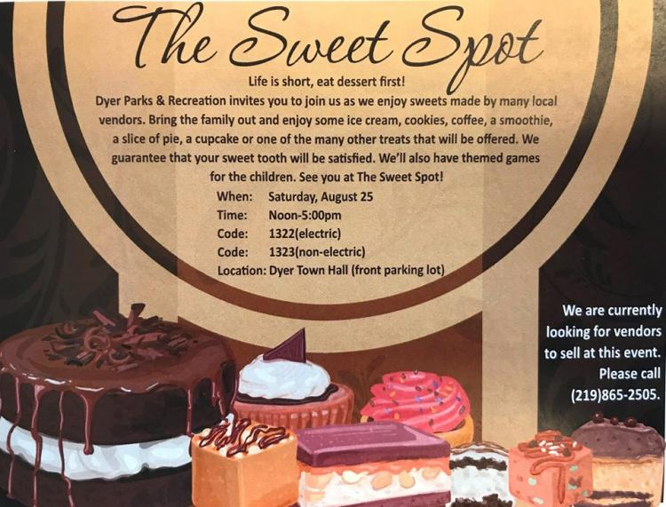 The Sweet Spot at Dyer Parks & Recreation