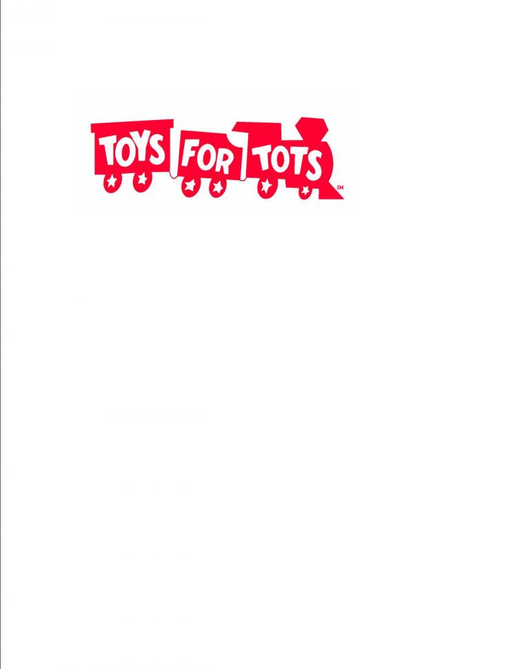 Touch a Truck for Toys for Tots