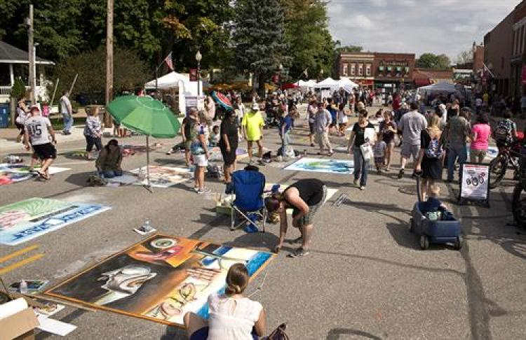 The 7th Annual Hooked on Art-Live Street Art Festival