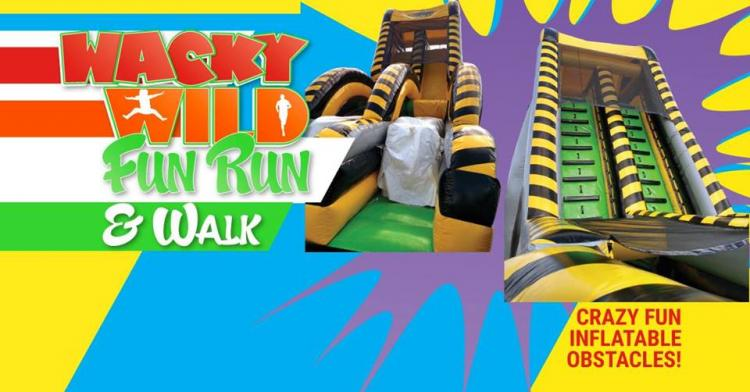 FREE! Wacky Wild Fun Run & Walk