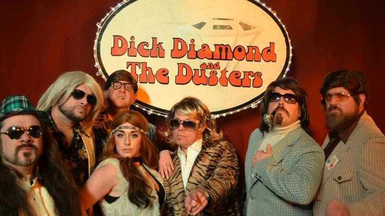Dick Diamond and The Dusters