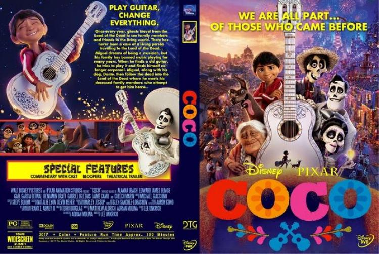 Movie in the Park- Coco