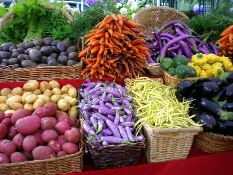 List of FARMERS MARKETS in Northwest Indiana