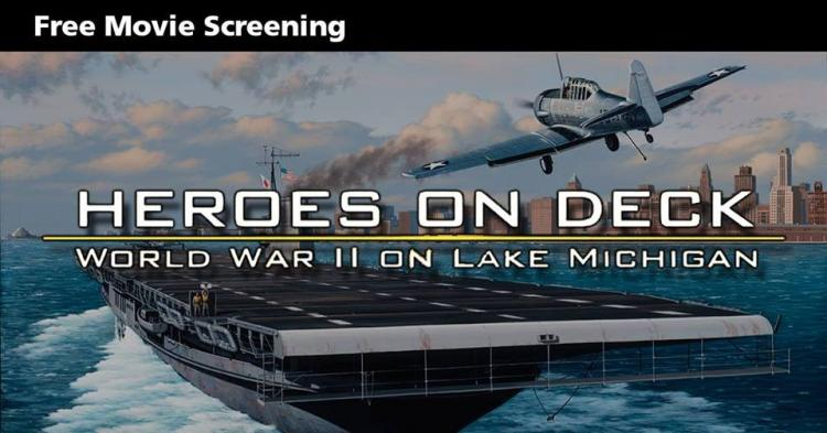 Memorial Day Movie Heroes On Deck