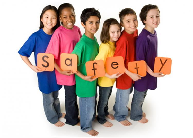 Scherer-Daze - SAFETY WEEK (Ages 3-6),(Ages 7-9),(Ages 10-13)