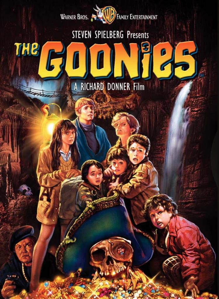 The Goonies- Movie in the Park