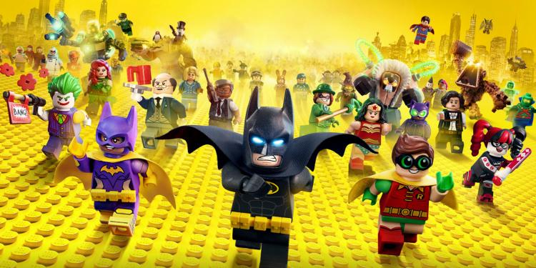 Lego Batman- Movie in the Park