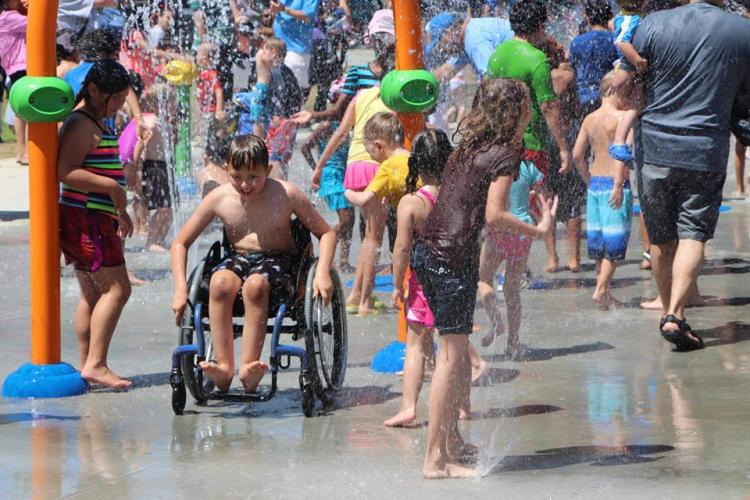Special Needs Splash and Dance Party