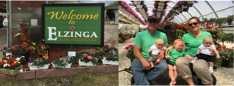 Support Local Small Business at Elzinga Farm &  Greenhouse in Dyer