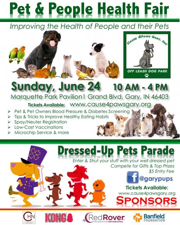 Pet & People Health Fair