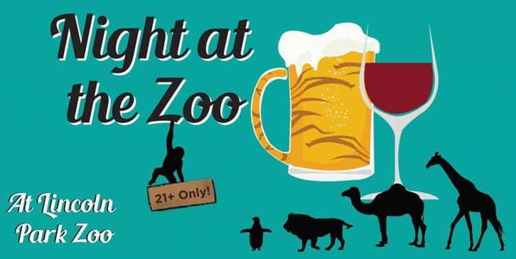Night at the Zoo - A 21+ Party at Lincoln Park Zoo, Chicago!