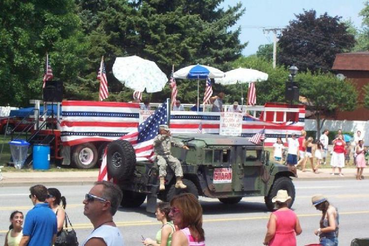 Munster 4th of July Parade