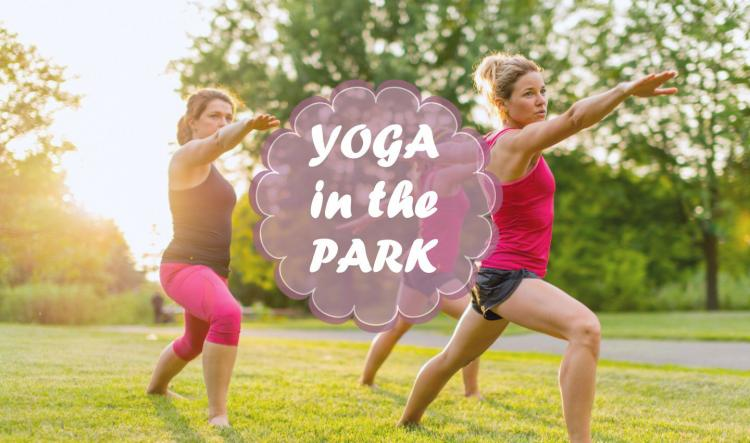 Schererville Parks: FREE YOGA IN THE PARK!