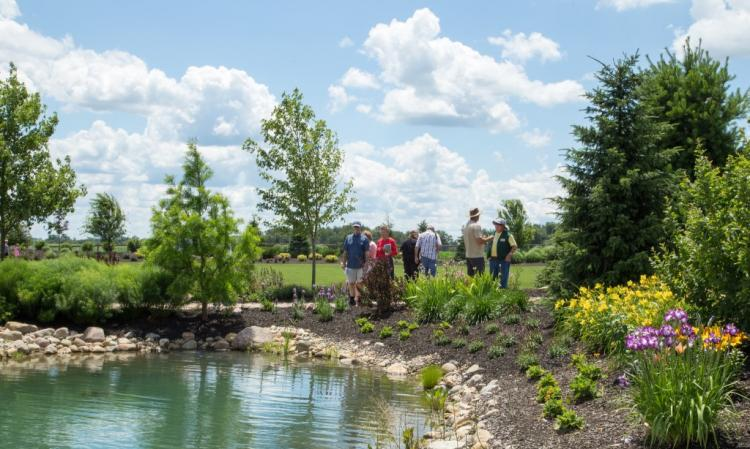 Northwest Indiana Garden Walks