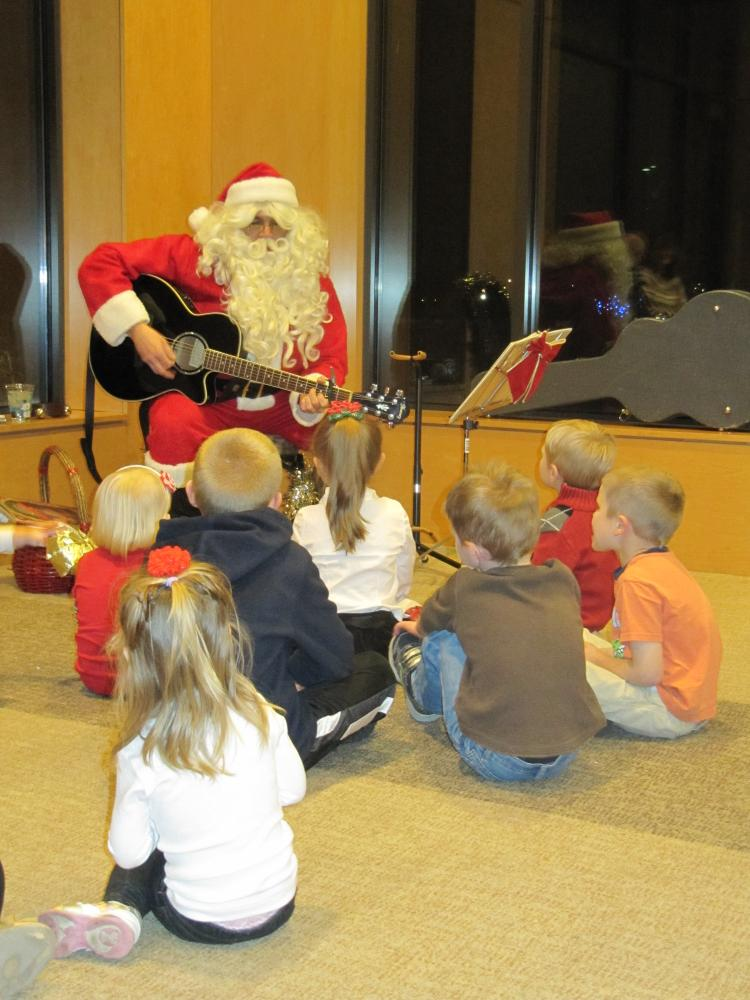 Rock Along With Santa in Munster