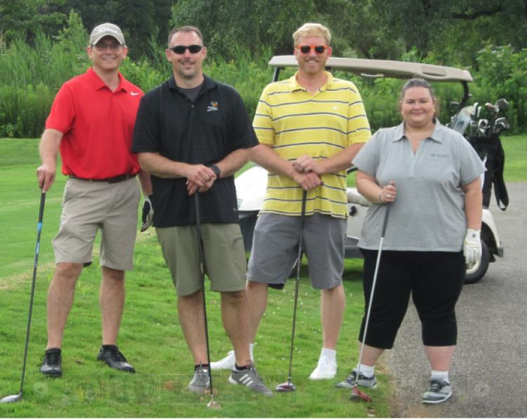 Highland Griffith Chamber Golf Outing