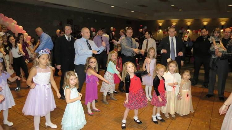 Daddy Daughter Dance in Dyer