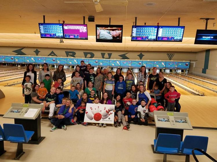 Mother Son Fun Bowl in Dyer