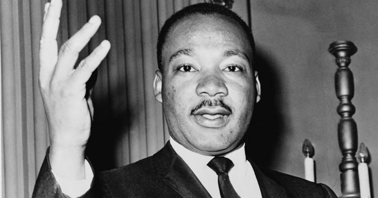 Celebrate Dr. Martin Luther King, Jr. Day