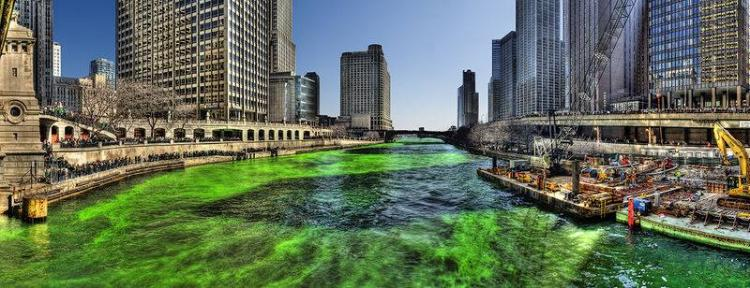 St. Pat's Booze Cruises in Chicago - Celebrate on a Yacht!