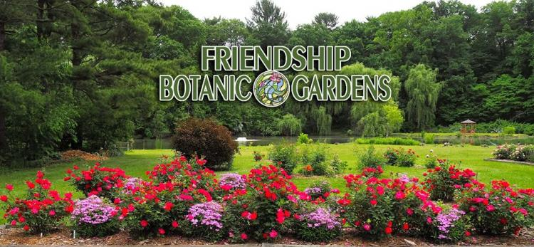 Mother's Day -- Moms Admitted Free at Friendship Botanic Gardens