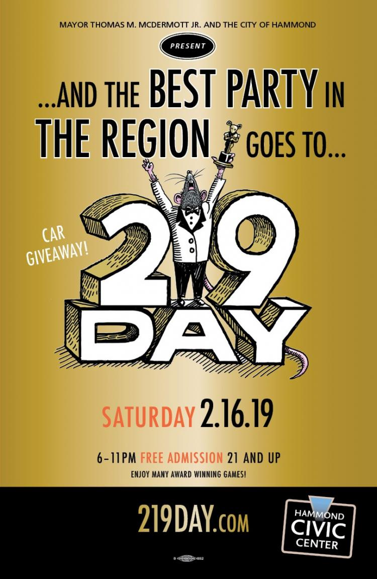 CELEBRATE 'DA REGION AT 219 DAY IN HAMMOND